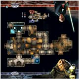 Fantasy Flight Games Current Edition Star Wars Imperial Assault Jabbas Palace Skirmish Map Board Game