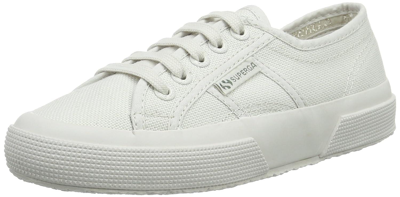 Superga Unisex-Erwachsene 2750 Classic Sneaker, Navy Grau (928)