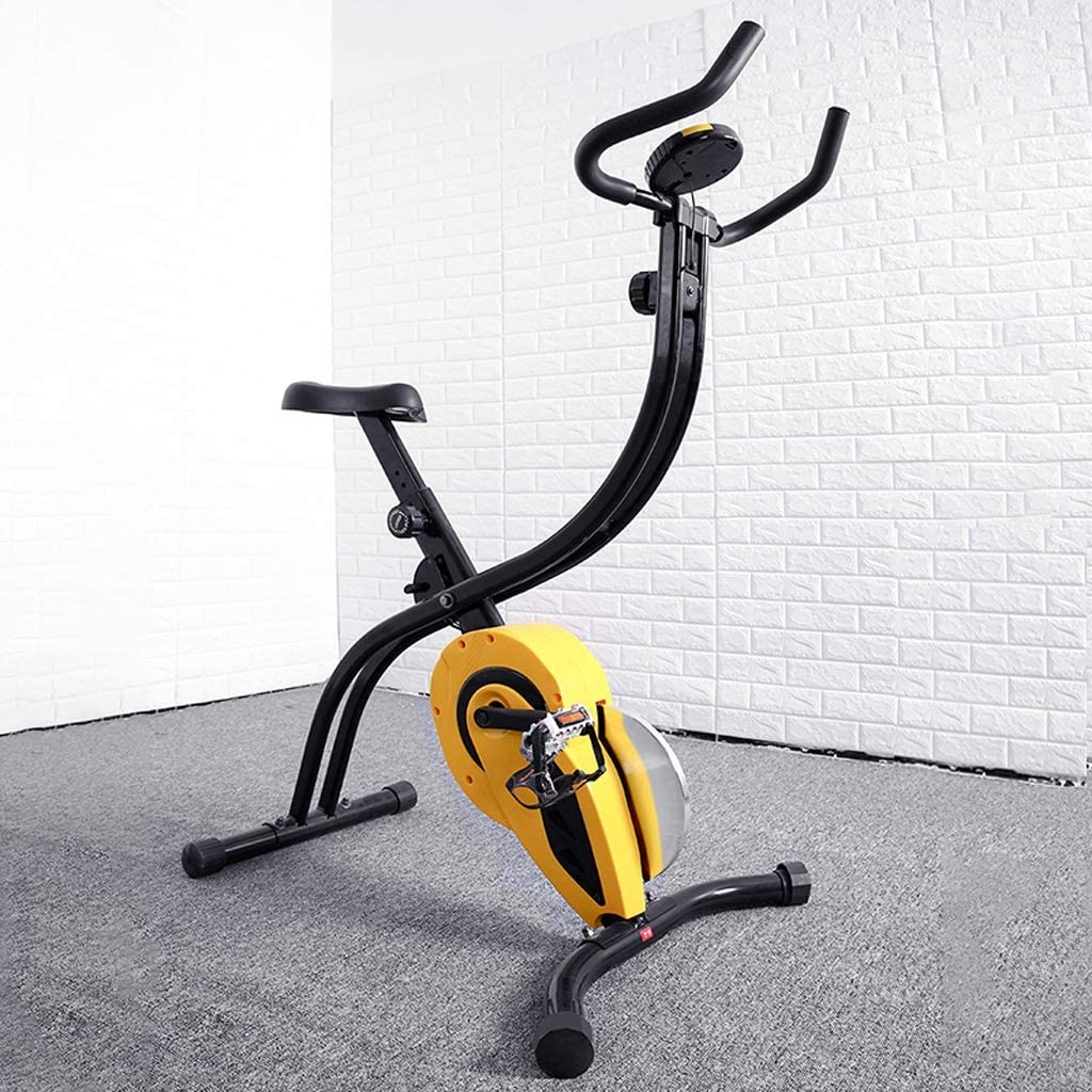 Bicicleta Spinning para Ejercicio en casa, magnética, Plegable ...