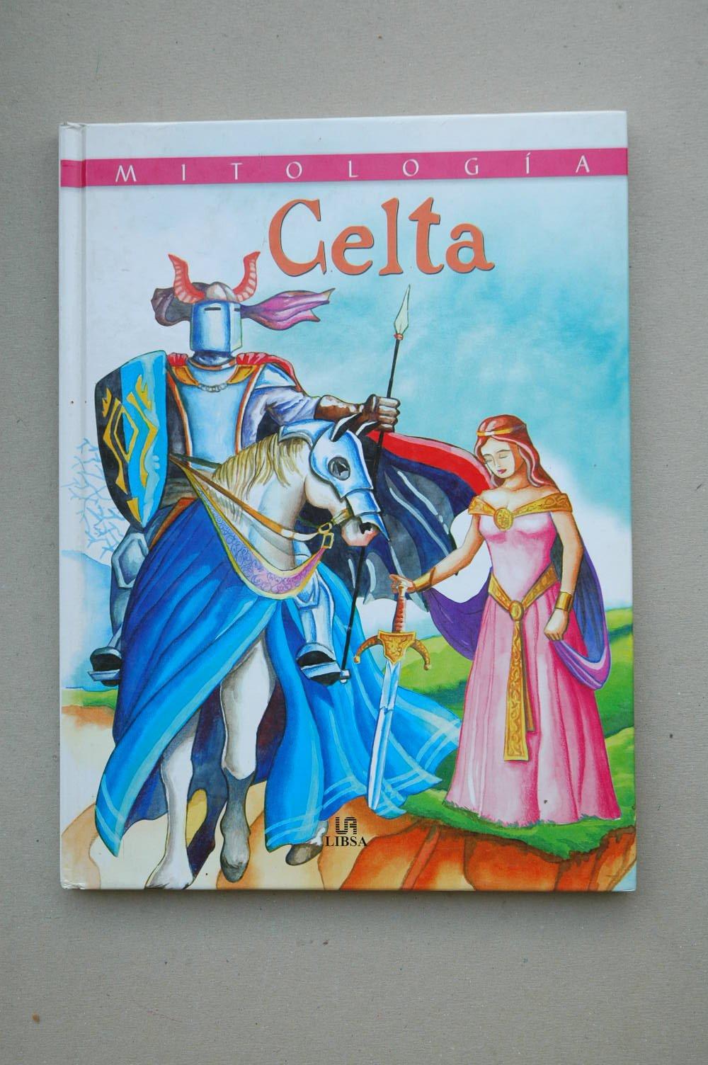 Mitología Celta: Amazon.es: Equipo Editorial: Libros