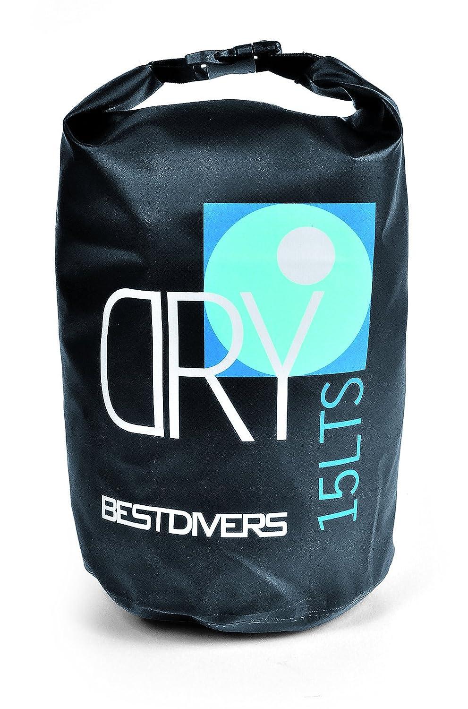 Sacco Stagno Unisex Adulto Nero Best divers Ai0916 22 x 45 cm