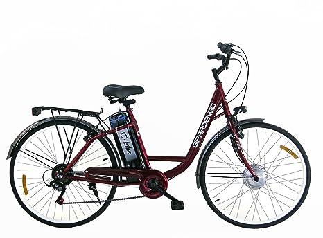 Bicicletta Bici Elettrica A Pedalata Assistita 26 250 W E Bike