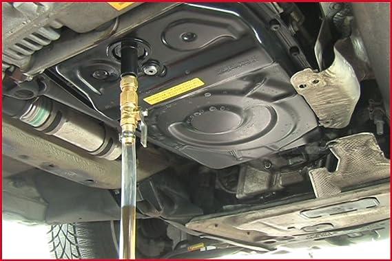 15 pcs KS TOOLS 150.9275 Appareil de remplissage de boite de vitesse avec adaptateurs