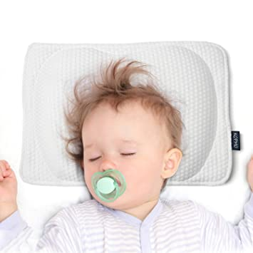 Bed Pillows Baby Sleep Pillow Infant Sleeping Head Support And Roll On Face Protection Numerous In Variety Baby