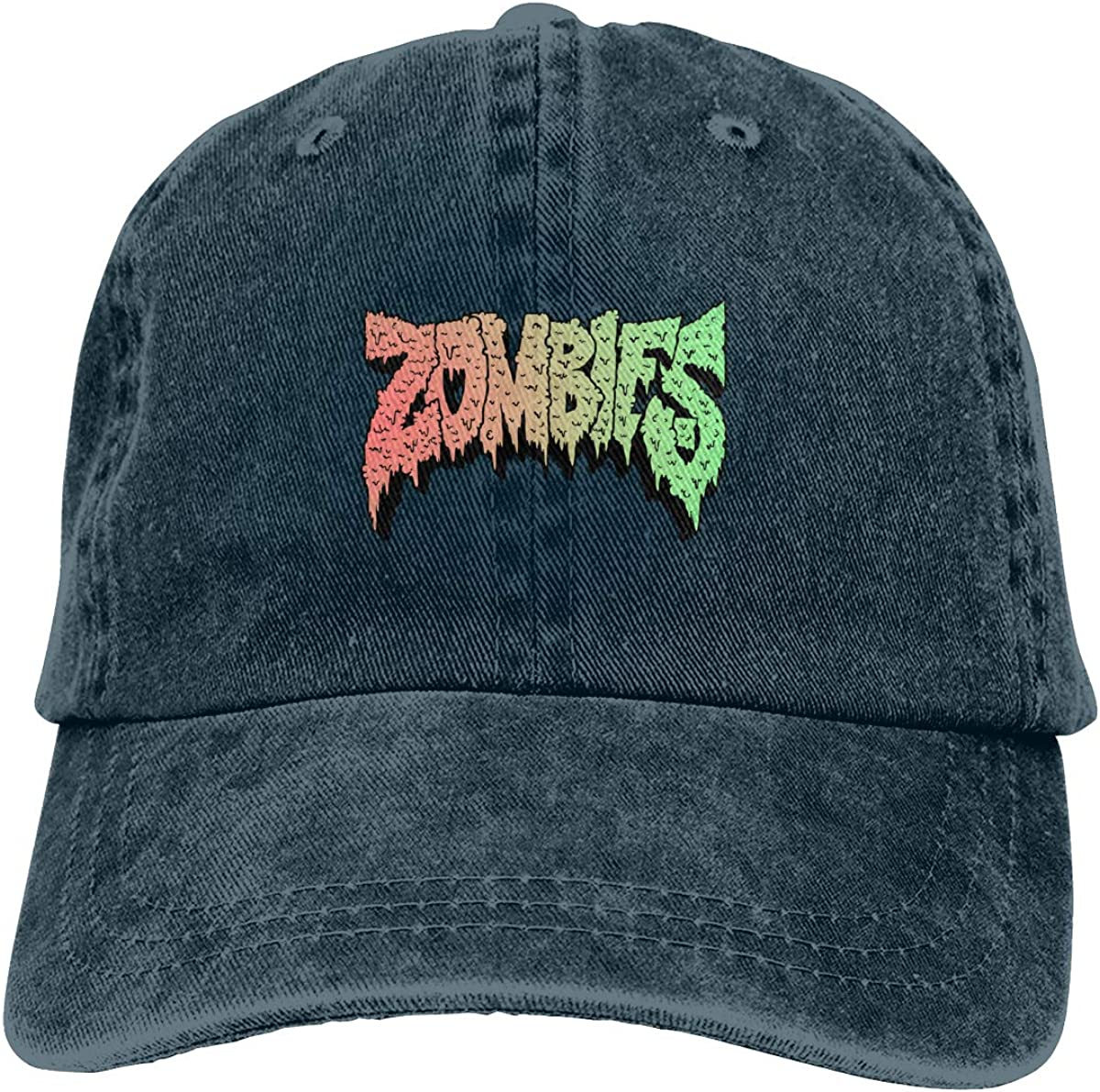 Eugrandet Flatbush Zombies Unisex Baseball Cap Twill Adjustable Hat