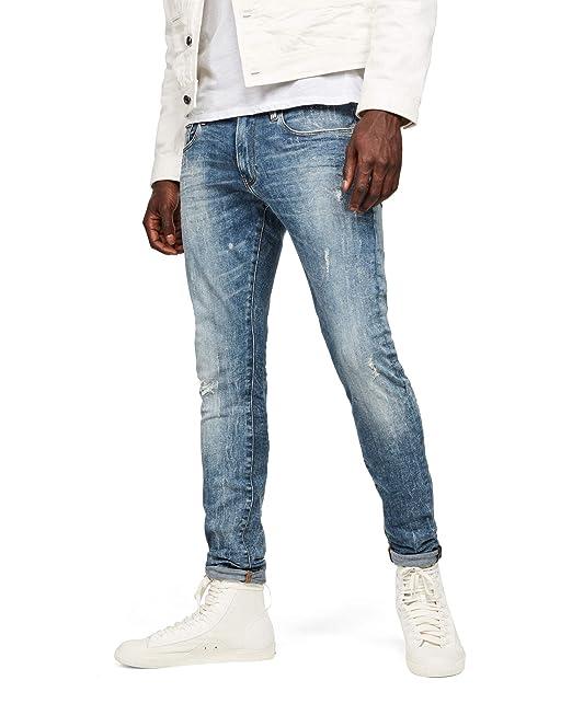 G-STAR RAW 3301 Skinny Jeans Vaqueros para Hombre