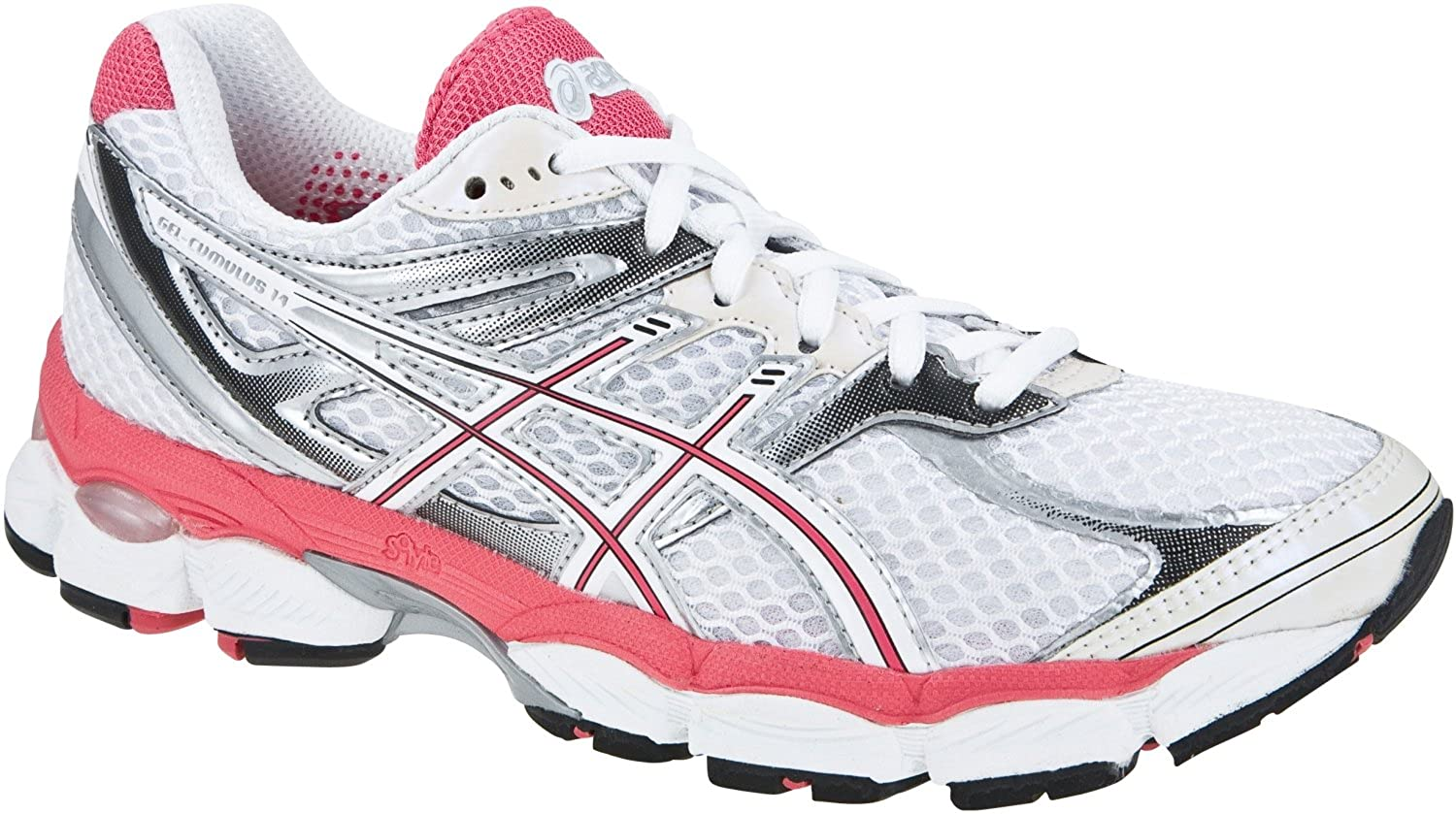 asics gel cumulus 10 rose