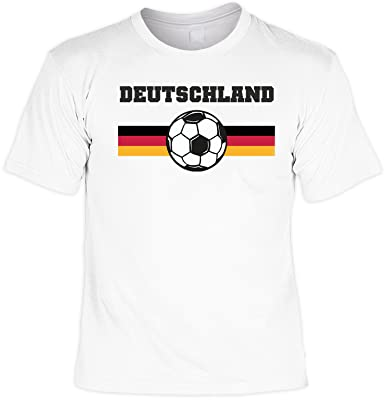 Funny Quotes T Shirt Germany Football White Amazoncouk