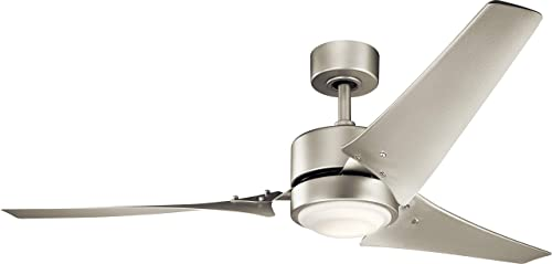 Kichler 310155NI Rana 60″ Outdoor Ceiling Fan
