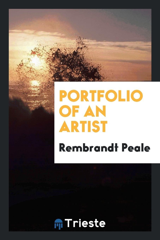 Download Portfolio of an Artist PDF