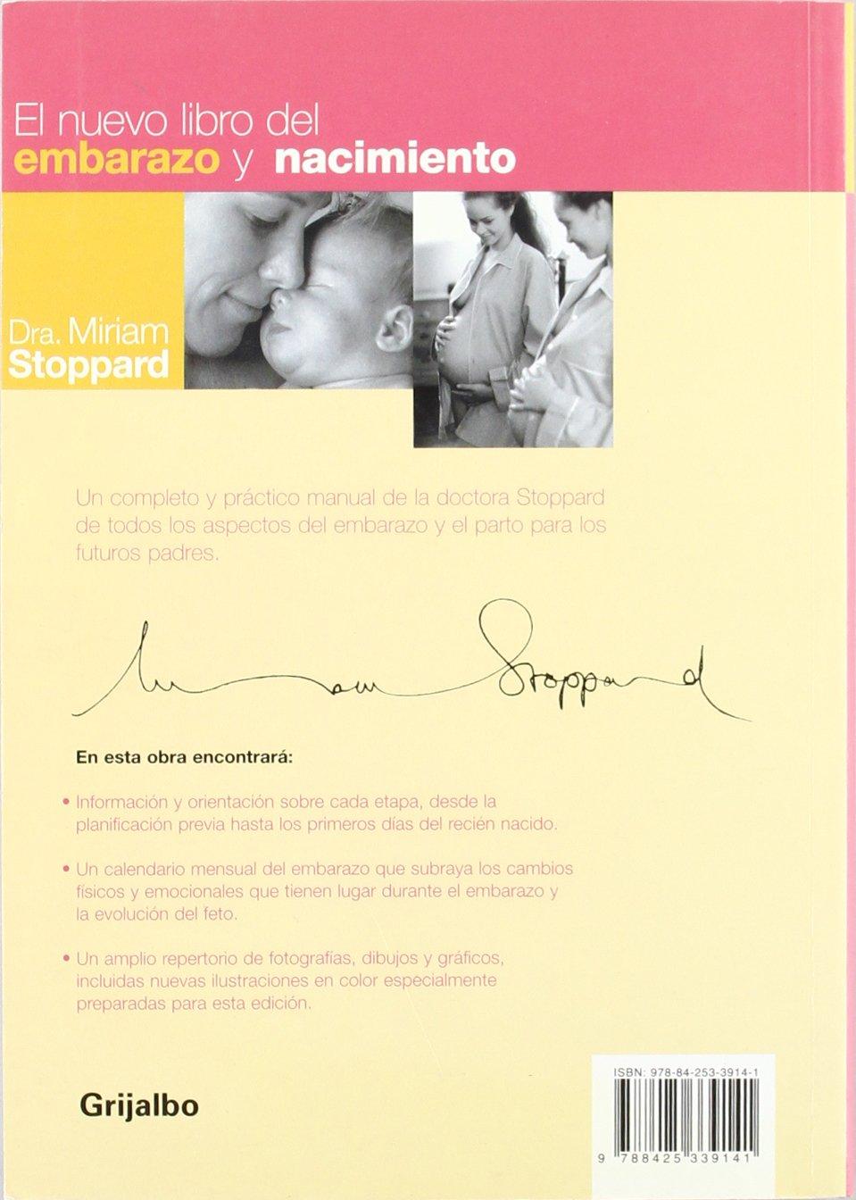 Nuevo libro del embarazo y el nacimiento, el (Libros Ilustrados ...