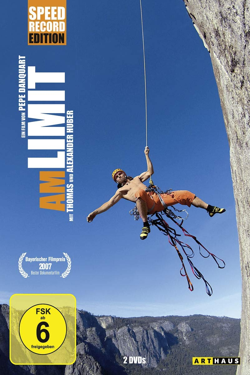Am Limit Speed Record Edition, 2 Discs Alemania DVD: Amazon ...