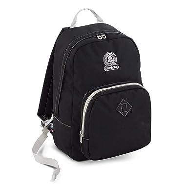 5f1bdd4cf8 Zaino INVICTA - MISSION ring - nero Americano 26 LT scuola e tempo libero:  Amazon.it: Abbigliamento
