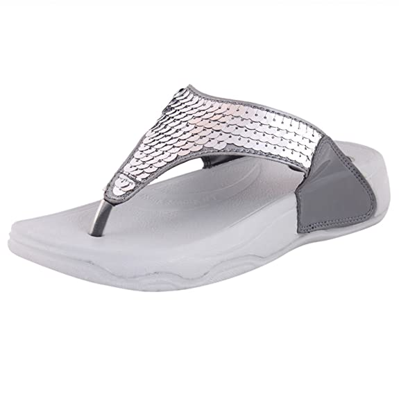 Welcome PURE Eva Women Slippers Flip-Flops & House Slippers at amazon