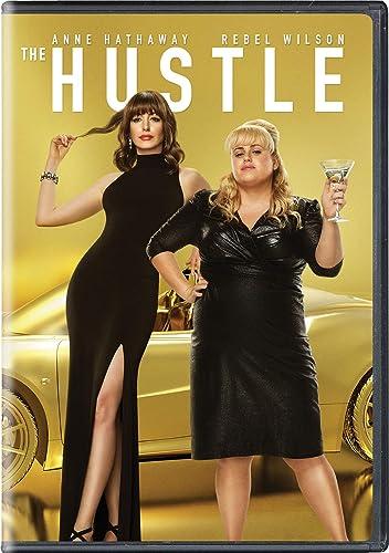 Hustle DVD cover