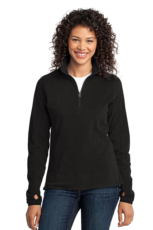 Port Authority Womens Microfleece 1//2 Zip Pullover