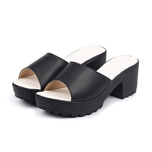 Buy Sainex Womens Black Stylish Casual