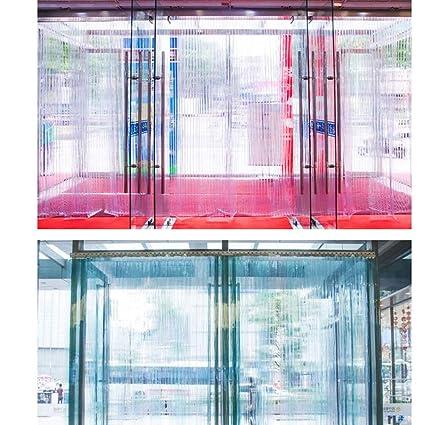 DOUBLX - Juego de Tiras de PVC para Puerta de congelador, 200 x 75 ...