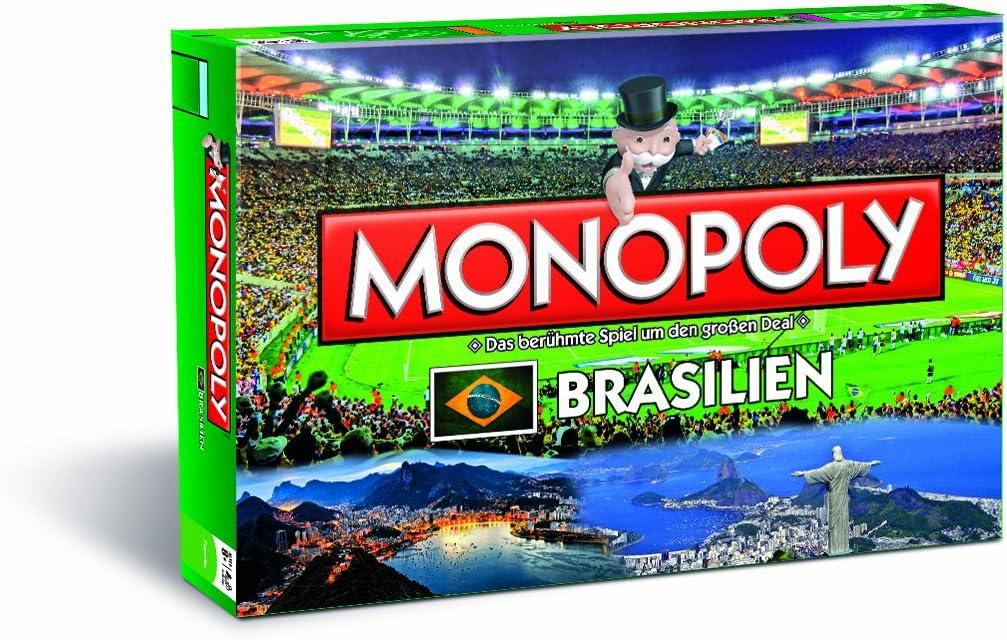 Winning Moves - Juego de Tablero, de 2 a 6 Jugadores (Importado): Amazon.es: Juguetes y juegos