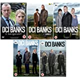 DCI Banks: Complete Series 1-5 Collection As seen on ITV based on the hugely successful novels from award-winning international crime writer Peter Robinson