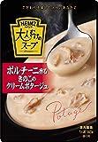 ハインツ 大人むけのスープ ポルチーニ香る きのこのクリームポタージュ 140g×5袋