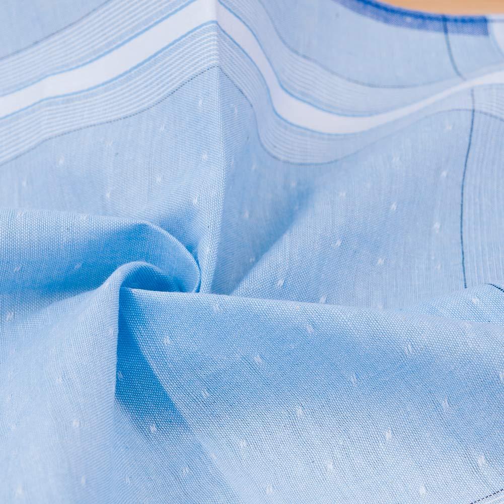 HOULIFE Damen Taschent/ücher aus Reiner Gek/ämmte Baumwolle Stofftaschent/ücher 3 Farben f/ür Alltagsgebrauch 6//12 St/ücke 28x28cm Weihnachtsgeschenke