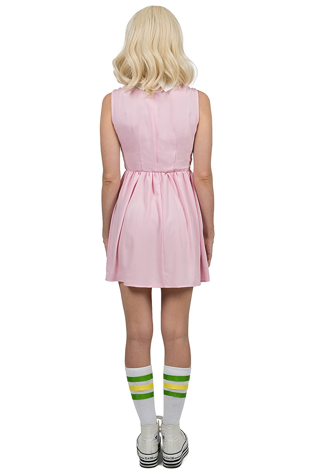 amazoncom eleven dress stranger things halloween costume clothing
