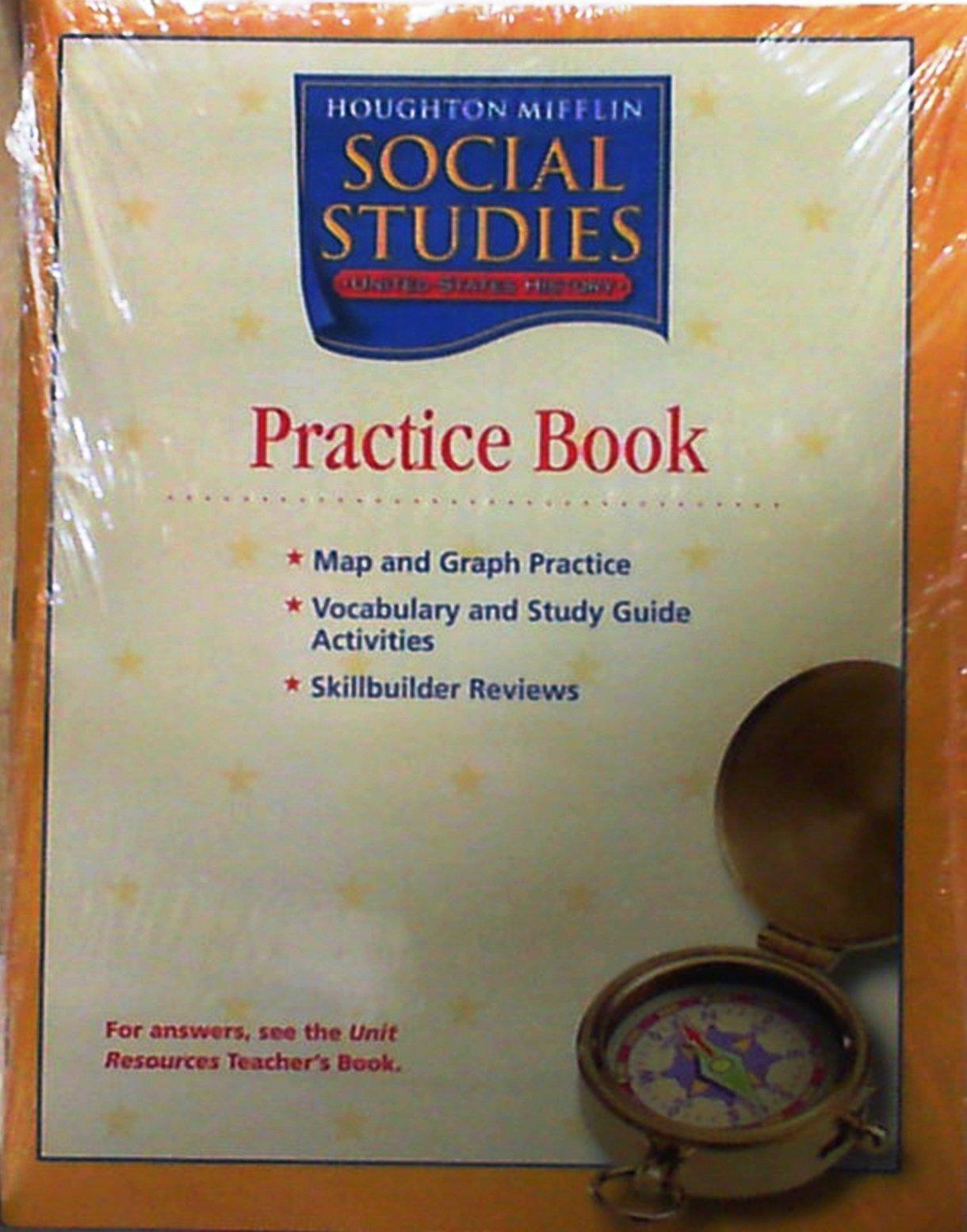 Houghton Mifflin Social Studies Florida: Fcat Preparation & Practice Book Level 5 ebook