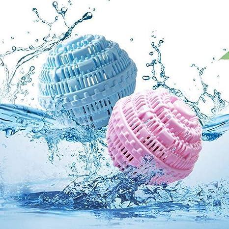 Bola de limpieza sin detergente, bola de lavado guiada por ...