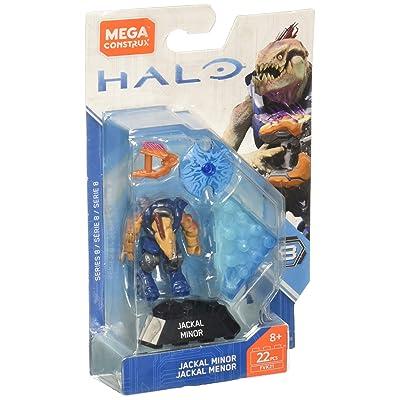 Mega Construx Halo Heroes Jackal Building Set: Toys & Games