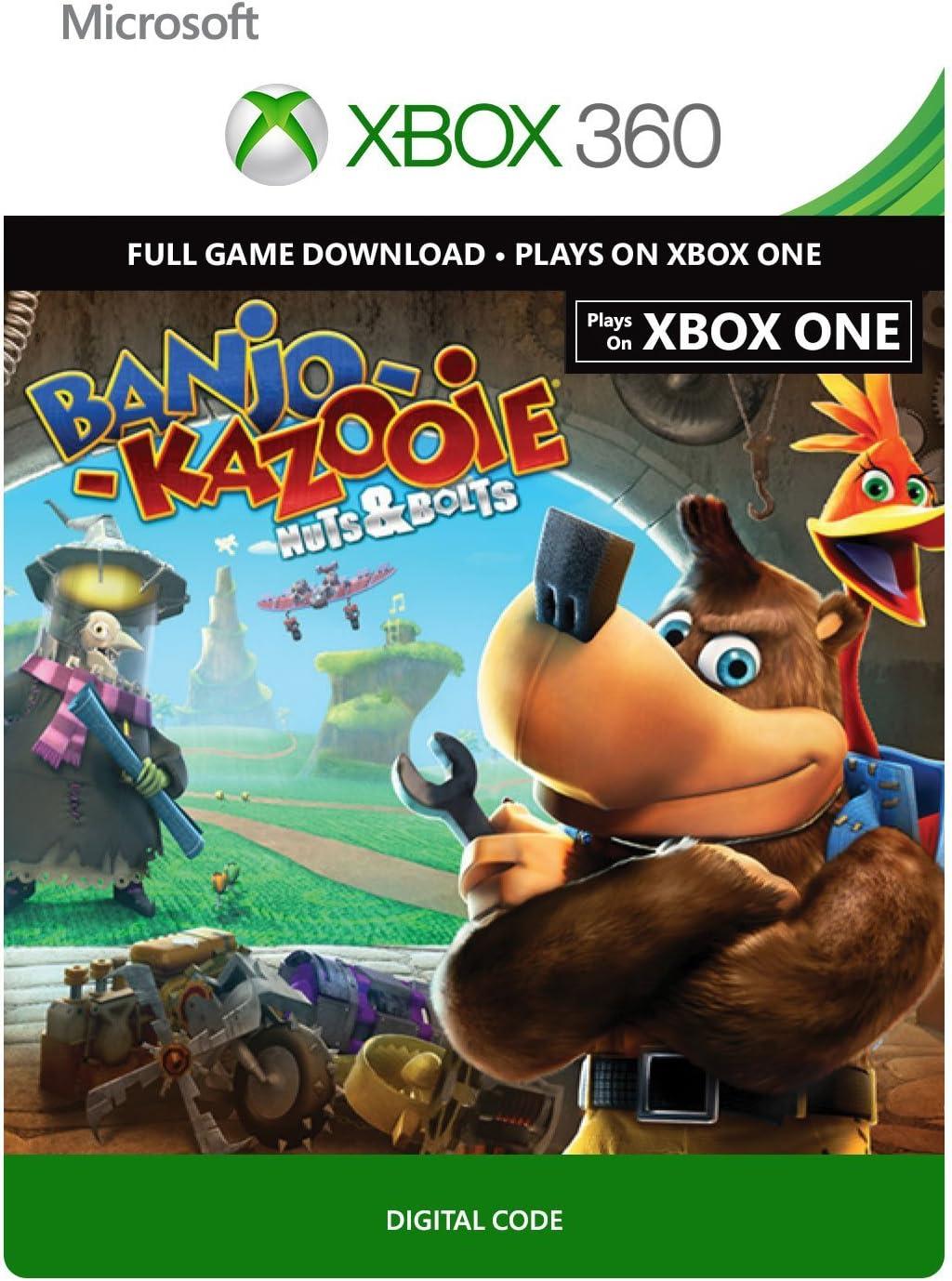 Amazon com: Banjo-Kazooie: Nuts & Bolts - Xbox 360 / Xbox