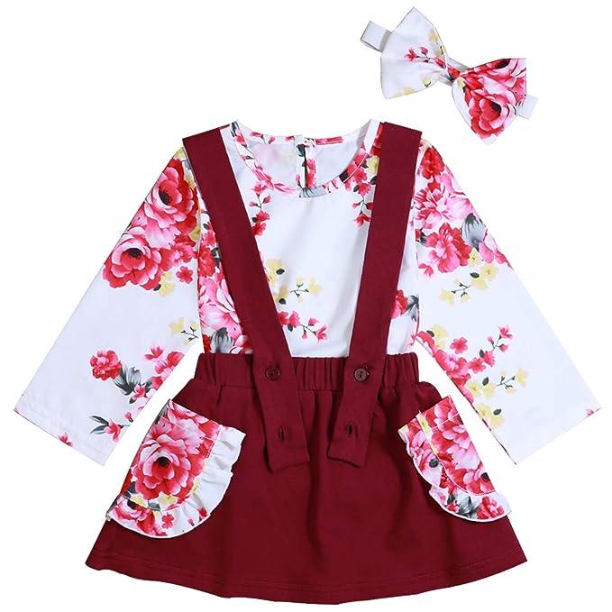 Amazon.com: Vestido de Pascua para bebés y niñas, vestido ...
