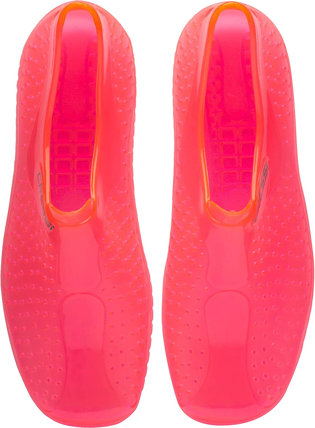 Fuchsia Fluo 7.5 US Cressi Womens Water Shoes