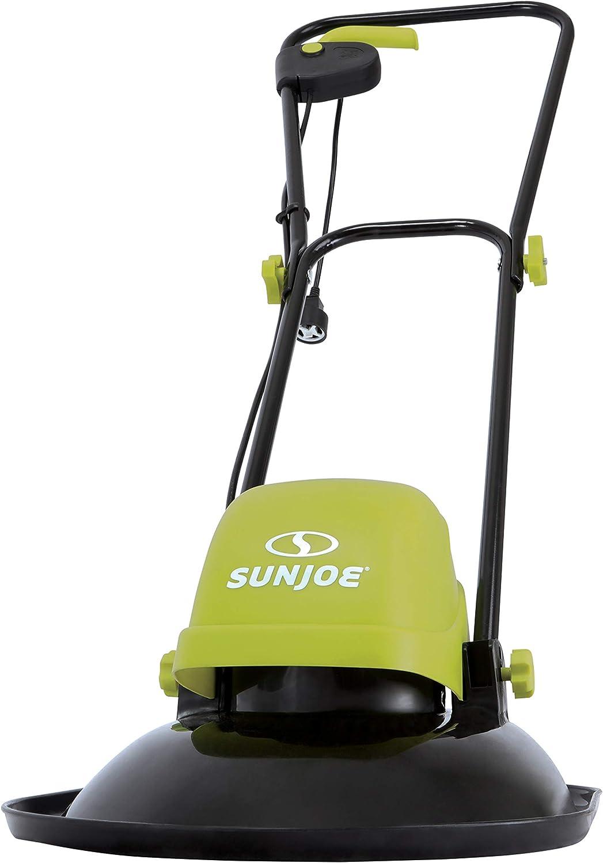 Sun Joe MJ-HVR12E 10-Amp 11-Inch Electric Hover Mower, Green