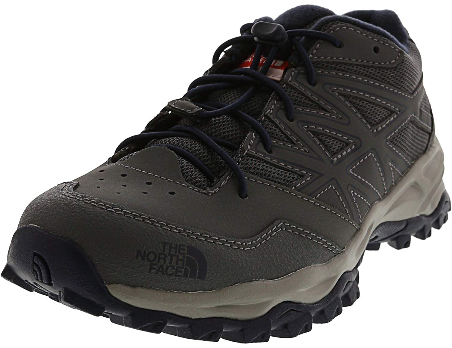 The North Face Jr Hedgehog Hiker Ankle-High Leather Hiking Shoe