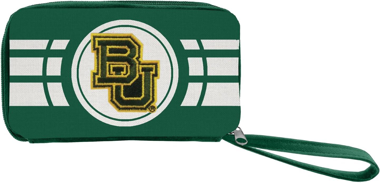 NCAA Ripple Zip Wallet