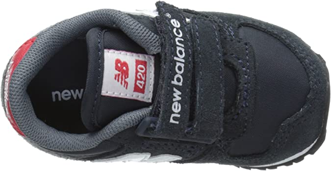 delicado Deambular hostilidad  Amazon.com: New Balance KE420I Sneaker (Infant/Toddler): Shoes