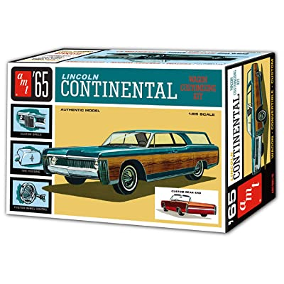 AMT 1 25 1965 Lincoln Continental, AMT1081: Toys & Games