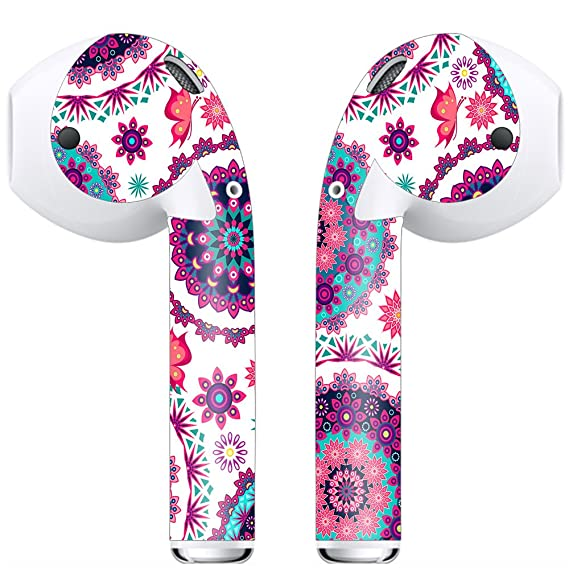 Amazon com: Skin Decal Vinyl Wrap for Apple Airpod Airpods