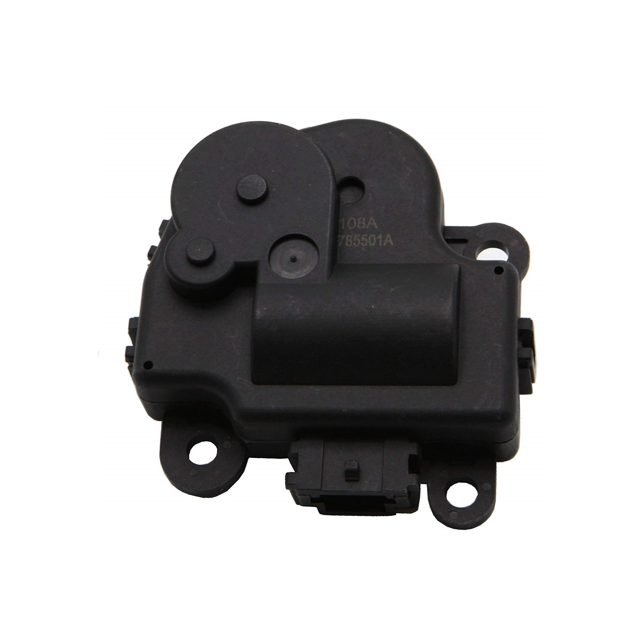 OK108A HVAC Air Door Actuator Fits Chevy Impala 2004-2013 - Replaces# 1573517, 1574122, 15844096, 22754988, 52409974, 604-108, 15-74122, 604108 Heater Temperature Blend Door Actuator by OKAYPARTS