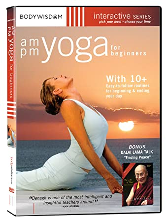 Amazon.com: AM/PM Yoga for Beginners: Barbara Benagh ...