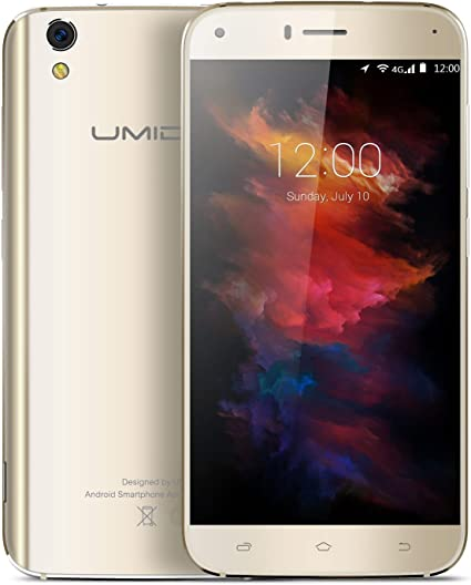 UMIDIGI Diamond X - Smartphone libre 4G Android 6.0 Marshmallow ...