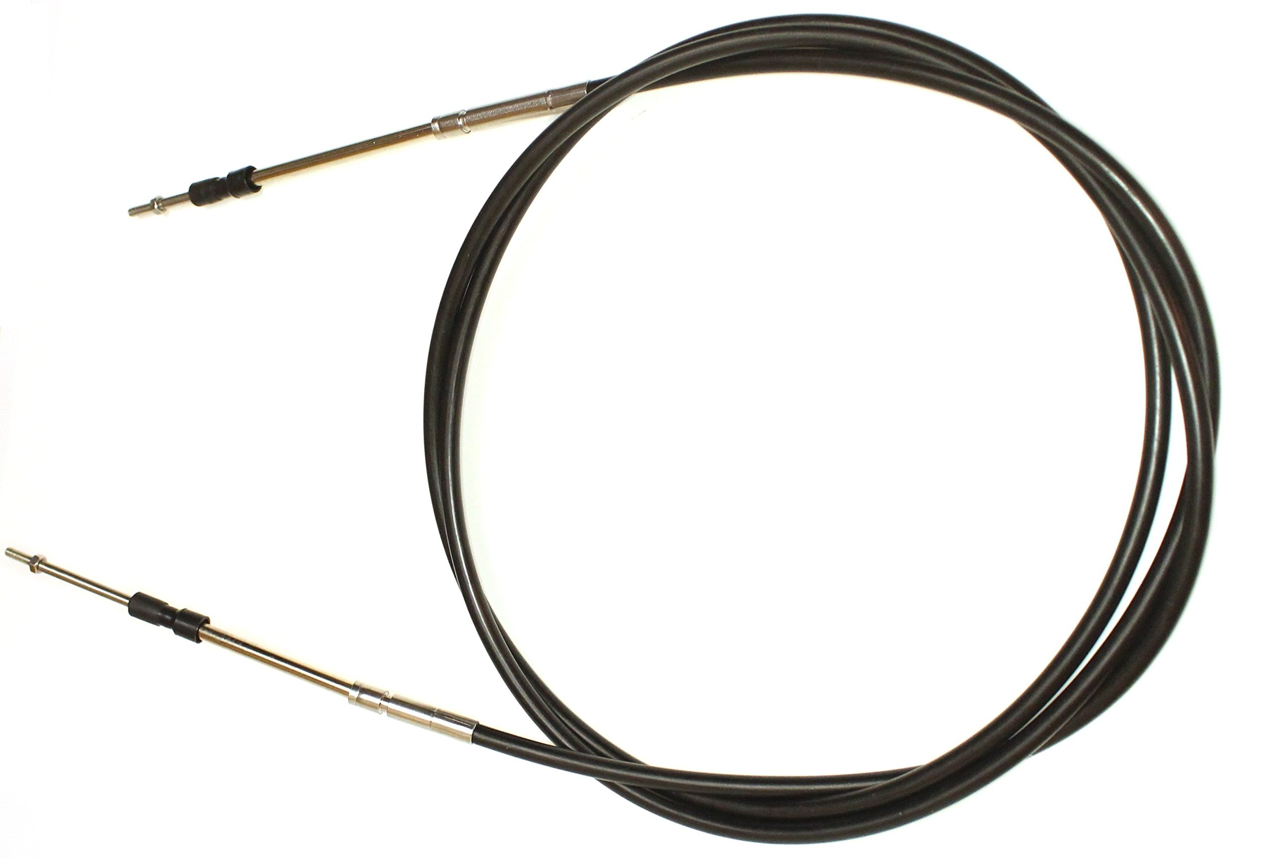 Yamaha Steering Cable F0x-u1481-10-00 by JSP Manufacturing