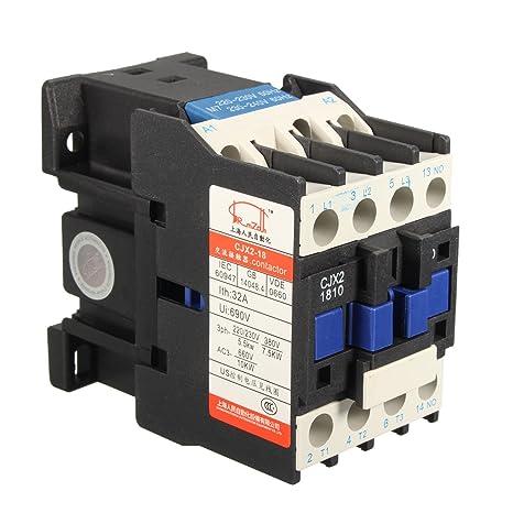 Electric Motor Starter Relay - Starter Motor Relay - AC