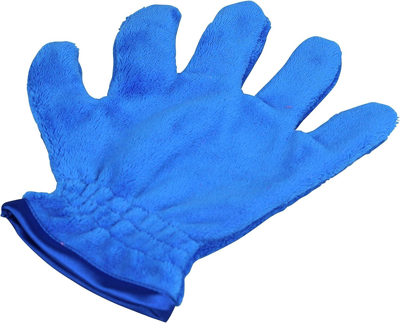 merveilleuse doux Gant /à poussi/ère bleu/ RESPEKT Respect Chiffon /à poussi/ère microfibre Gant de /Loriginal de la TV.