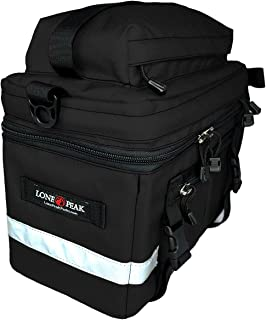 product image for Lone Peak Deluxe Bicycle Rear Rack Pack