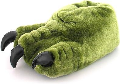 boot slippers for men uk novelty