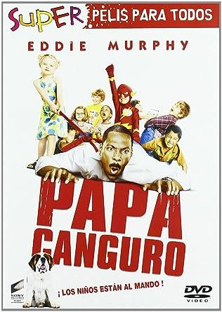 Papa Canguro [DVD]: Amazon.es: Eddie Murphy, Jeff Garlin ...