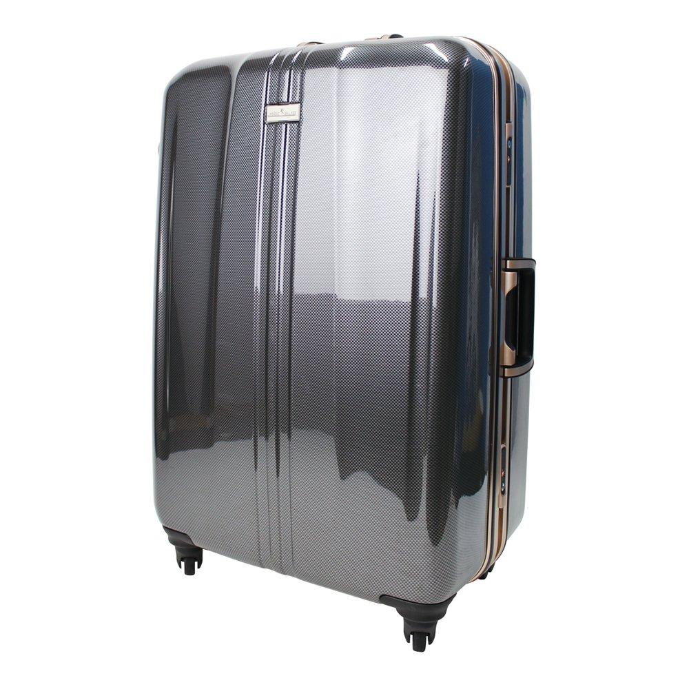 [レジェンドウォーカー] legend walker スーツケース95L 5.7kg 無料受託手荷物サイズ B00OOLO9YEカーボン