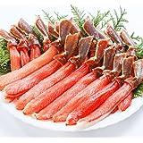 札幌蟹販 5L生冷ズワイガニ棒肉 1.0kg (31~40本入・加熱用)